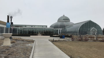 Como Conservatory - Outdoor Electrical